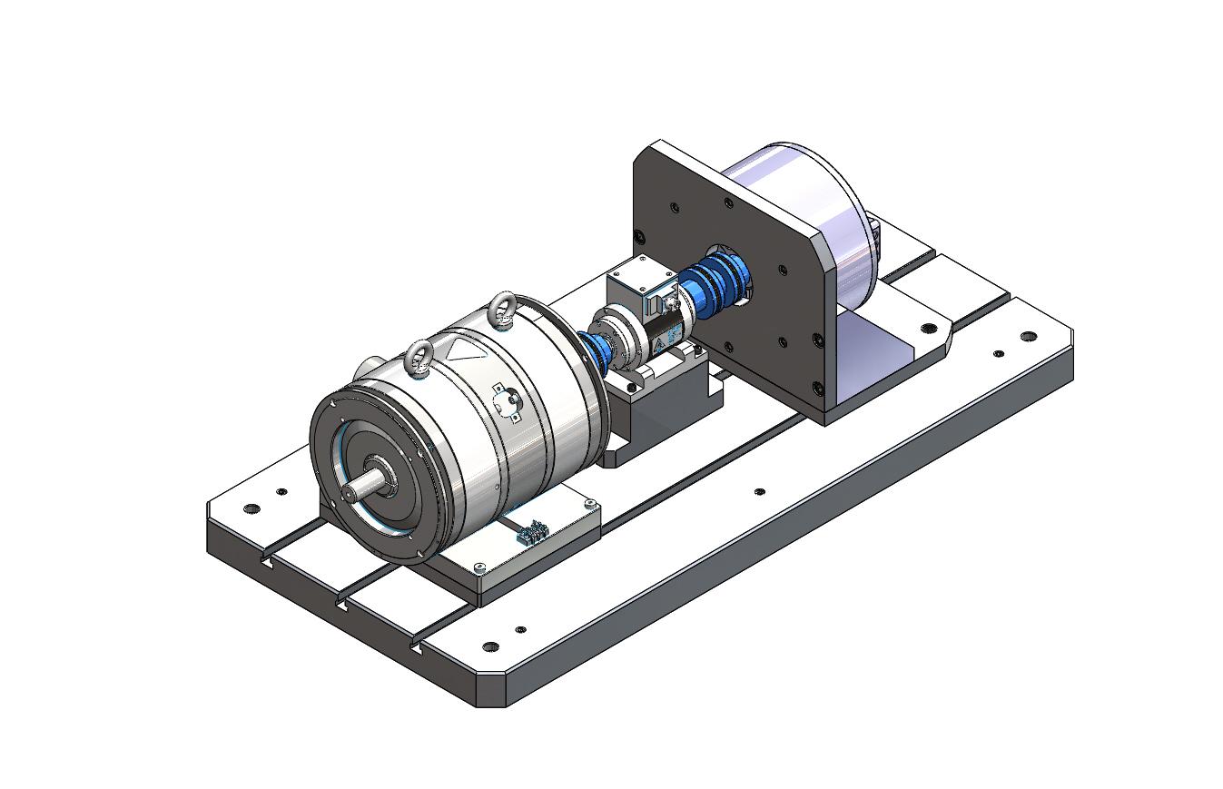 Motor Test Sistemi