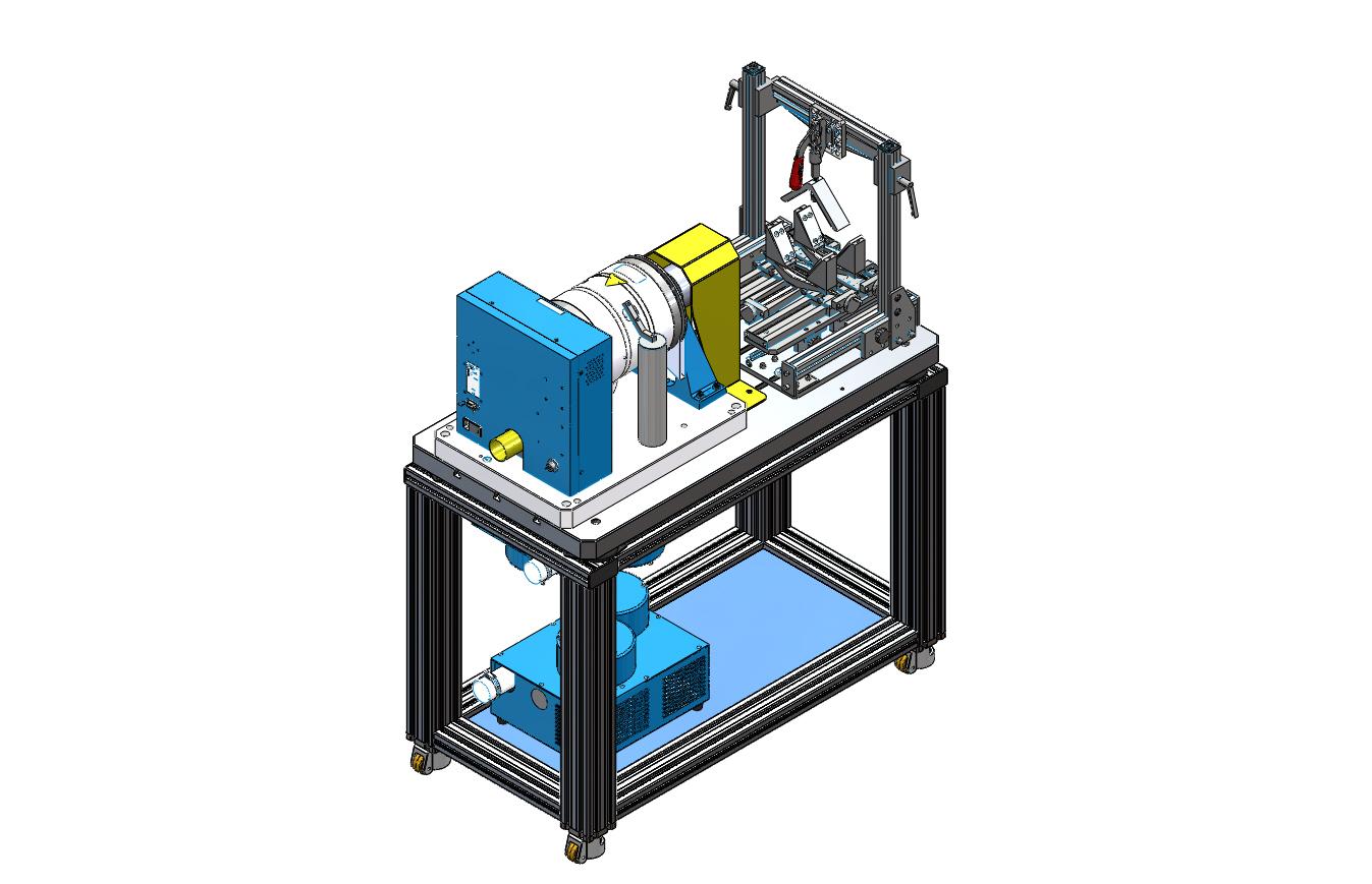 Elektrik Motoru Test Sistemi