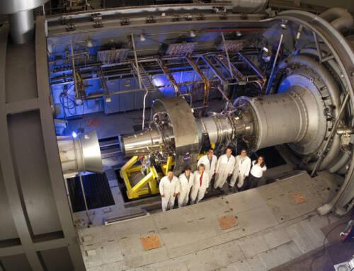 NASA Tahrik Sistemleri Laboratuvarı (Propulsion Systems Laboratory)